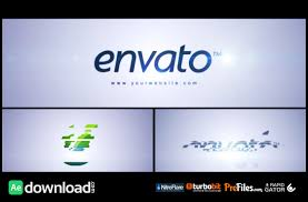 simple logo reveal videohive free download free after