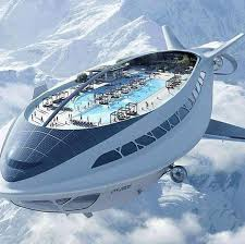 cruise ship holidays are flying cruise ships the future of travel