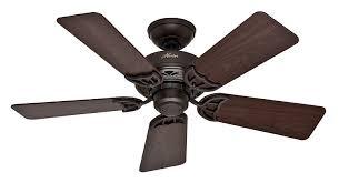 hunter sports fan series amazon com hunter 52067 hudson 5 blade ceiling fan with black