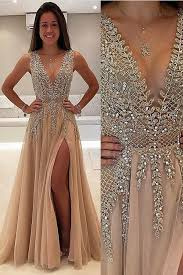 party dresses prom dresses chagane a line party dresses with beading cheap
