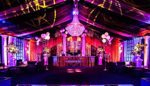 party themes top 5 most extravagant 50th birthday party themes mirage