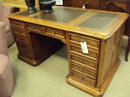 hekman desk leather top hekman desk valstir home design