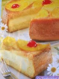pineapple upside down cake with lemon cream cheese motivation