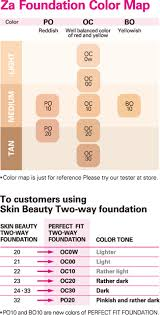 Bedak Za fit two way foundation za cosmetics