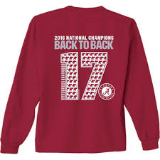 if bama wins here u0027s where you can get a t shirt after the game