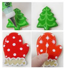 Cookie Decorating Tips How To Make Decorated Pizza Slice Cookies Sweetsugarbelle Com