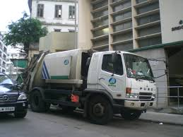 mitsubishi trucks 2016 file hk sheung wan bridges street waste market n collection truck
