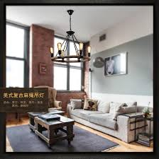 Rustic Style Chandeliers Popular Rustic Style Lighting Buy Cheap Rustic Style Lighting Lots