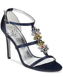 Wedding Shoes Macys Nina Rivkah D U0027orsay Evening Wedges Evening U0026 Bridal Shoes