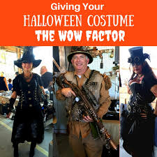 your halloween costume the wow factor