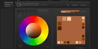 Flat Color Combination 40 Useful Color Tools Color Palette Color Scheme U0026 Background