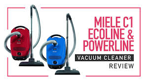miele vaccum cleaners miele c1 ecoline and powerline vacuum cleaner review