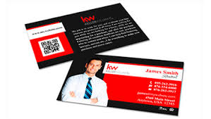 Keller Williams Business Cards Keller Williams Products High Quality Keller Williams Printing