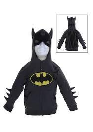 batman kids halloween costume toddler grey batman costume hoodie halloween costumes