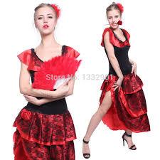 buy spanish senorita rumba salsa flamenco dance mexican latin