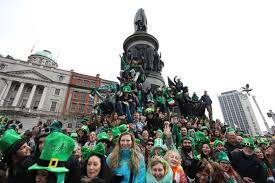 four day st patrick u0027s festival extravaganza set to hit dublin
