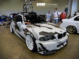 custom white bmw vmr wheels bmw white vb custom powdercoat vw rabbit gti photo