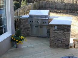 Outdoor Bbq Kitchen Ideas Picturesque Best 25 Small Outdoor Kitchens Ideas On Pinterest