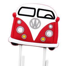 volkswagen clipart volkswagen caravan retro camper van pvc bookmark paper clip