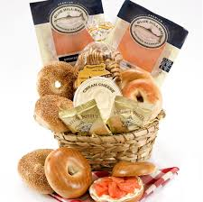 sympathy basket lox bagel sympathy basket shiva sympathy gifts challah