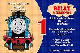 thomas the train invitations train general prints