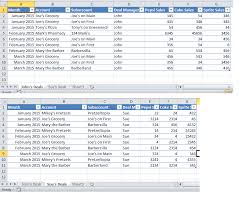 create pivot table excel 2010 excel 2010 combine two tables in pivot table super user create pivot