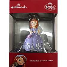 hallmark disney princess sofia ornament
