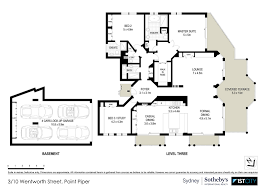 Floor Plan Of Friends Apartment Property Details Sydney Sotheby U0027s International Realty