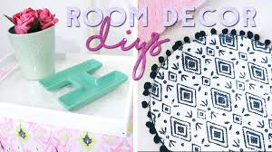 Home Decor Crafts Ideas Room Decor Diys Budget Home Decor Craft Ideas 2016 Youtube
