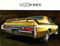 Buick Muscle Cars - muscle cars performance mattered then and now fuel curve