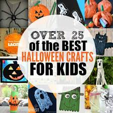 over 25 easy halloween crafts for kids coupon closet