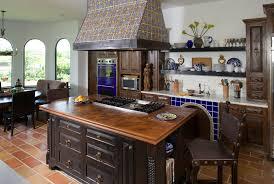 kitchen accent furniture mediterranean home decor kitchen mediterranean with accent tiles