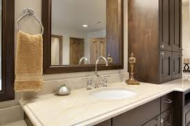 Granite Bathroom Countertops With Sink Explore Our Kitchen Bath And Home Galleries