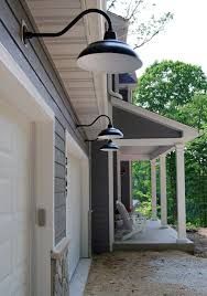 classic black rlm lights offer a neutral outdoor lighting solution