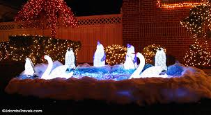 Dyker Heights Christmas Lights A Tour Of Brooklyn U0027s Christmas Lights Luxe Adventure Traveler