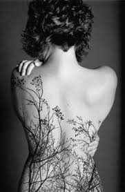 3d tree tattoos on the back images for design idea