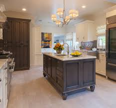 craftsman style kitchen with
