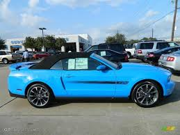2014 blue mustang convertible 2012 grabber blue ford mustang c s california special convertible