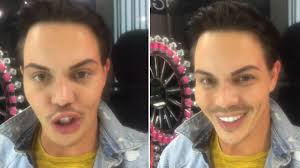 human ken doll before and after towie u0027s bobby norris denies he u0027s had multiple cosmetic surgeries
