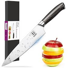 very sharp kitchen knife with wooden handle u2013 bokoku