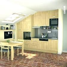 meuble cuisine promo meuble cuisine bois naturel facade meuble cuisine bois brut faaade