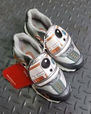 boys size 3 light up shoes crocs disney star wars light up gray blue shoes with lights boys