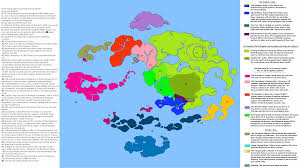 Avatar The Last Airbender Map Lavanya U0027s Maps