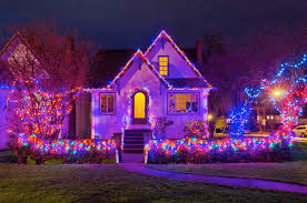 Trim A Home Outdoor Christmas Decorations by The Top Winter Curb Appeal Designs Of 2016