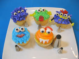 monster cupcakes free cupcake tutorial my cake
