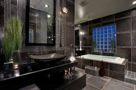 Exquisite Bathrooms That Unleash The Beauty Of Black - Black bathroom designs