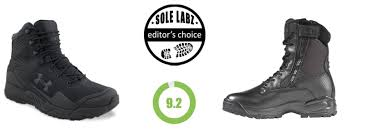 Most Comfortable Air Force Boots Best Police Duty Boots Top 3 Chosen By Experts Sole Labz