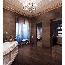 floor and decor wood tile stockbridge espresso wood plank porcelain tile 6in x 24in