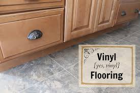 kitchen flooring ideas vinyl i can t believe it s not tile floors lemonade