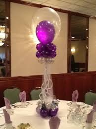sweet 16 table centerpieces a balloon creation inc sweet 16 centerpiece 360 complete home